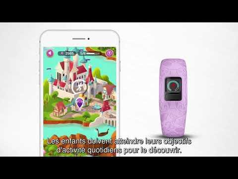 Garmin vívofit jr 2 - Disney Princesses, l'aventure avec Raiponce