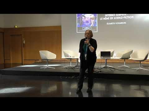 Vidéo de Élisabeth Vonarburg