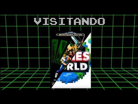 Game Museum TV 24 : Visitando Retrobarcelona & Barcelona Games World 2018