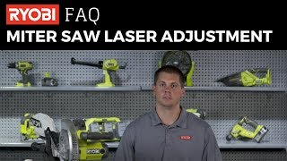 Video: 10 IN. Compound Miter Saw with Laser