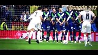 Siêu nhân Ronaldo: 16 Goals tại Champions League 2015-2016