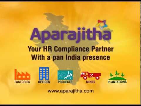2015 advt - Aparajitha Corporate Services Pvt Ltd 2015 Ad