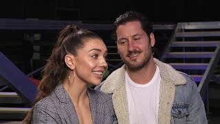 'DWTS': Val Chmerkovskiy and Jenna Johnson on Their First Tour Being Married (Exclusive)