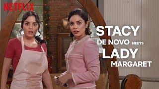 The Princess Switch | Stacy De Novo Meets Lady Margaret | Netflix