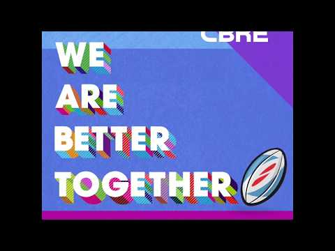 Hong Kong Rugby Sevens 2019 #CBREUnity