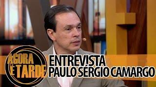 MIX PALESTRAS l Agora é Tarde l Paulo Sergio Camargo