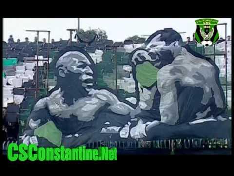 CSC 2 - CRB 1 : Le Tifo des Ultras