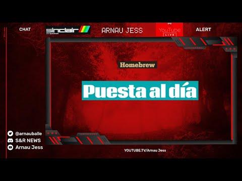 Píldora Dominguera: Homebrew -Versión veraniega exprés-