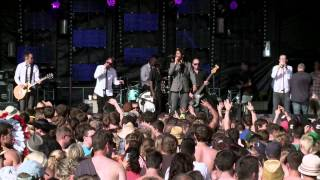 Dub Pistols live at Blissfields 2013
