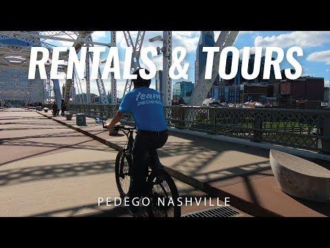Electric Bike Rentals and Tours | Nashville, Tennessee | Pedego Nashville
