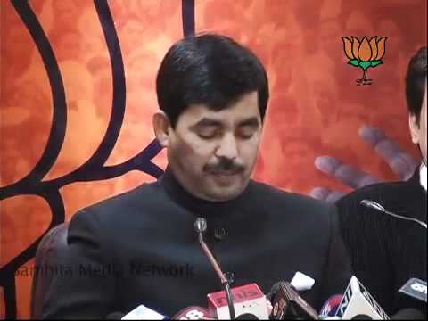 Bofors & Telangana Issue: Sh. Syed Shahnawaz Hussain: 06.01.2011