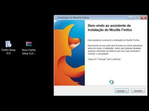 Baixar Como Baixar e Instalar o Novo Mozilla Firefox 31.0 Completo Em Portugues