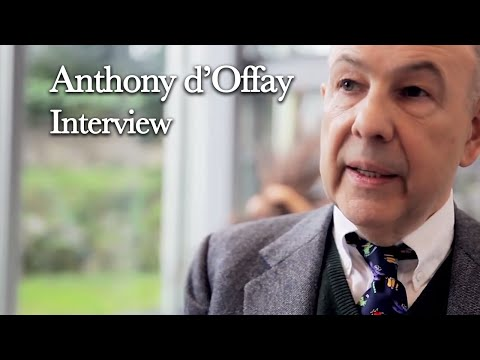 Ron Mueck - Anthony d'Offay - Interview - 2013