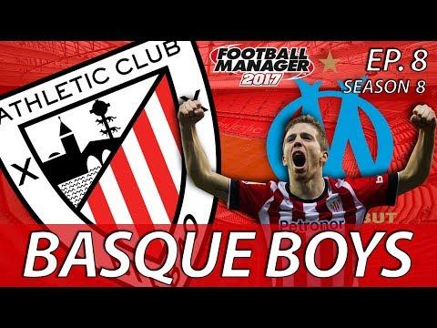 Basque Boys | S08E08 | FRENCH REVOLUTION | Football Manager 2017