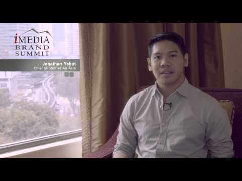 Jonathan Yabut, ex-Chief of Staff, AirAsia and winner of The Apprentice Asia