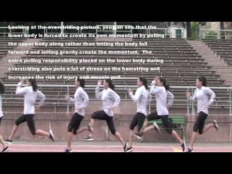Running Form Ground Contact