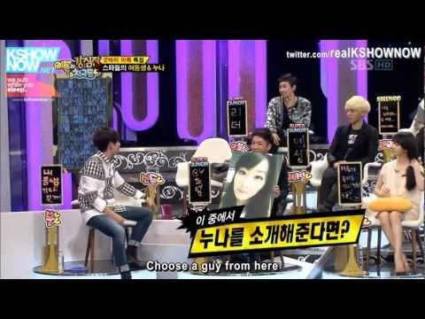(ENG) Eunhyuk's chosen man for his Sister