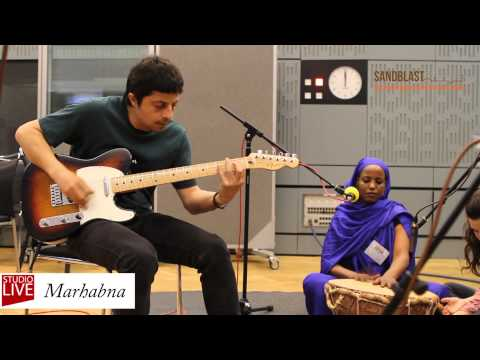 Aziza - Marhabna @ World Routes (BBC Radio 3) London. April 2013