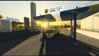 Gas Natural Fenosa nous fait découvrir sa station GNV
