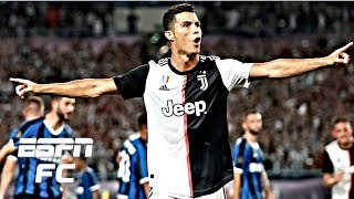 Ronaldo & Juventus prevail in penalty shootout vs. Inter Milan | 2019 ICC Highlights