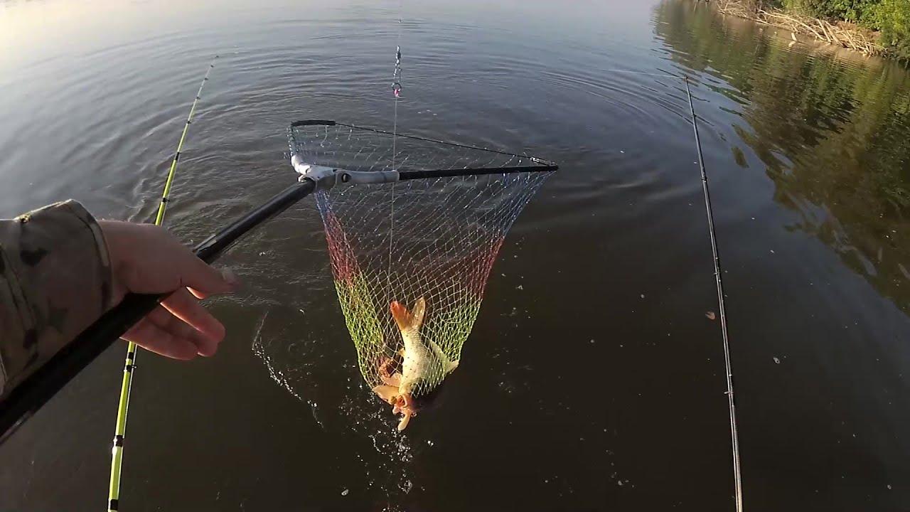 Рыбалка за астраханью дикарем