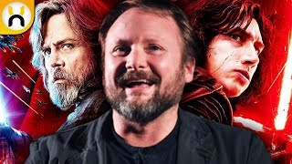 "Rian Johnson Says The Last Jedi Was ""Never Meant to Divide or Upset People"""