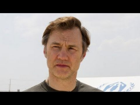 David Morrissey - The most urgent story of our time