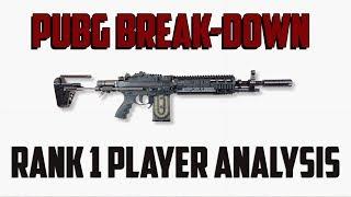 PUBG Break-Down Ep. 4: Analyzing Rank 1 Player ChocoTaco - BATTLEGROUNDS TIPS AND TRICKS