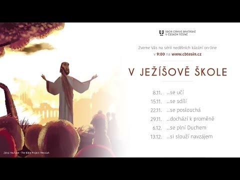 V Ježíšově škole... se sdílí