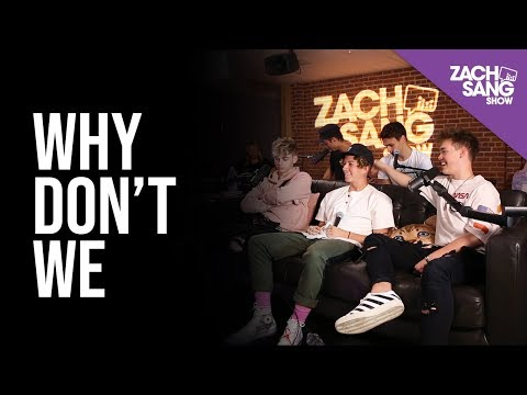 Why Don't We Talks Talk, Ed Sheeran & Logan Paul