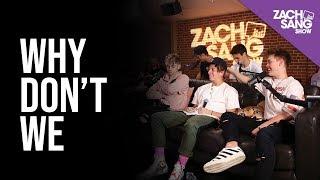 Why Don't We Talks Talk, Ed Sheeran & Logan Paul