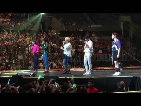 [fan.cam] KCON LA 2016: SHINee