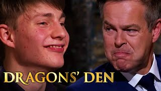 Lower Equity For Investors Over The Age of 50   Dragons' Den