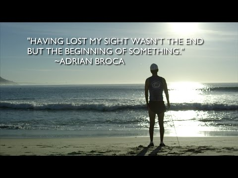 Postcards from the Finish Line: Adrian Broca