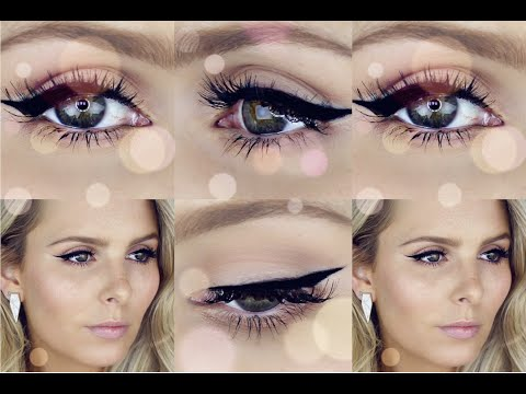 HOW TO SLAY YOUR WINGED EYE LINER | MY BEST TIPS | RACHAEL BROOK