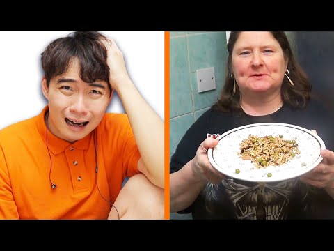 Uncle Roger SHOCKED by the WORST Fried Rice Video (Kay's Cooking)