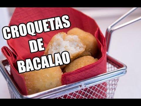 CROQUETAS BACALAO THERMOMIX || SORTEO!!