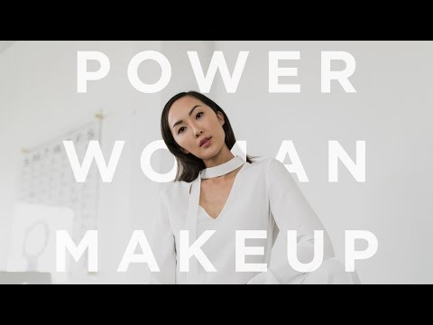 My Power Woman Makeup Routine
