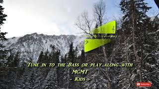 MGMT - Kids [Original BASS Play-Along]