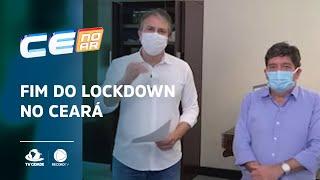 Governador Camilo Santana prorroga lockdown