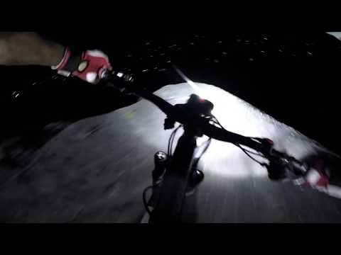 Nighttime POV Run Through Tod Pit Trail | My POV w/ Richie Schley: EP 6