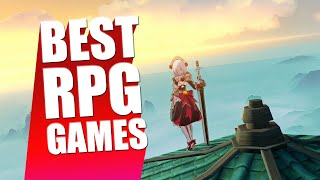 Top 10 Best RPG Games on Android 2020 [Voted By Players]
