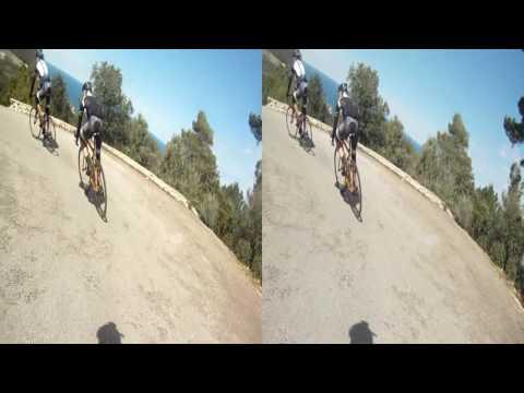 3D HSBS - Majorque/Mallorca 2014 - Port des Canonge descent