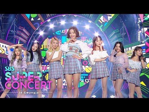 MOMOLAND - I'm So Hot + Bboom Bboom  [SBS Super Concert in Gwangju Ep 2]