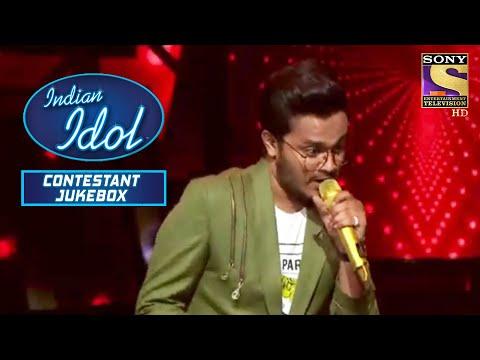 Rohit ने दिया Zealous Performance On 'Dil Se Re' | Indian Idol | Contestant Jukebox