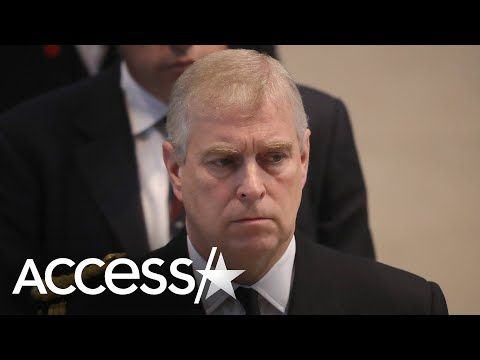 Prince Andrew's Alleged Jeffrey Epstein Ties Revisited