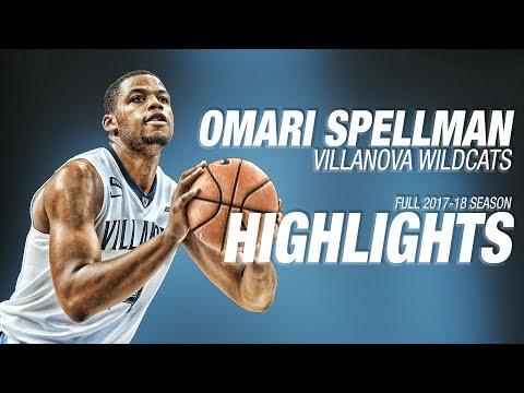 Omari Spellman - Villanova - Ultimate Highlight Mix (2017-18 Season)