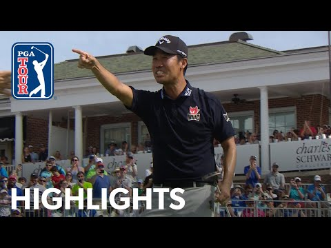 Kevin Na's highlights | Round 4 | Charles Schwab 2019