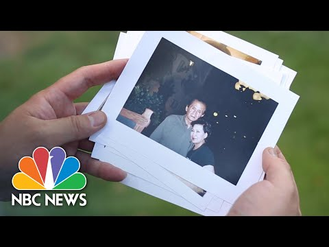 2 in 200,000: What It's Like To Lose Both Parents to COVID-19 | NBC News NOW