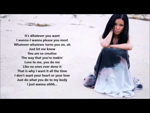 Jhene Aiko-Living Room Flow (Lyrics)